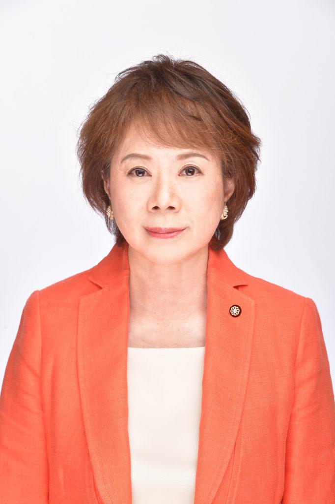 秋本とよえ新葛飾区議会議長